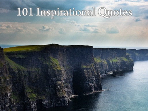 101 Inspirational Quotes