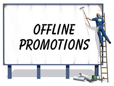 Offline Promotions