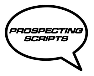 Prospecting Scripts