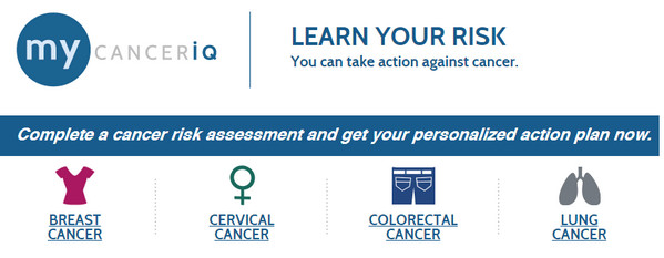 Learn My Risk MyCancerIQ.ca