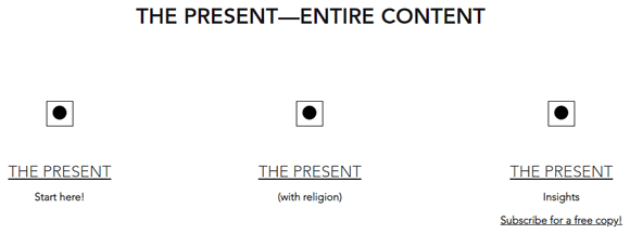 The Present - Entire Content